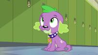 Spike feels perfectly normal EG3