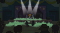 The Dazzlings on Mane Event stage EG2
