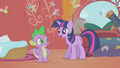 "Twilight ""the princess will be here in a few hours"" S1E10.png"