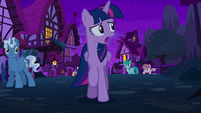 Twilight asking around about Starlight S6E6