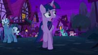 Twilight asking around about Starlight S6E6