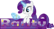 FANMADE Rarity banner by zacatron94