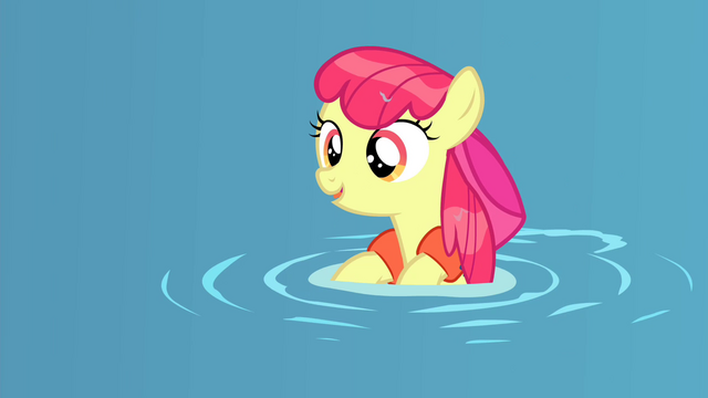 "File:Apple Bloom ""you think I could be an aquapony"" S4E20.png"
