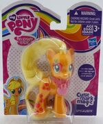 Cutie Mark Magic Applejack brushable doll