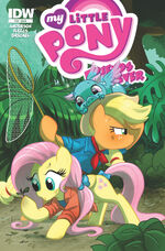 Friends Forever issue 23 cover A