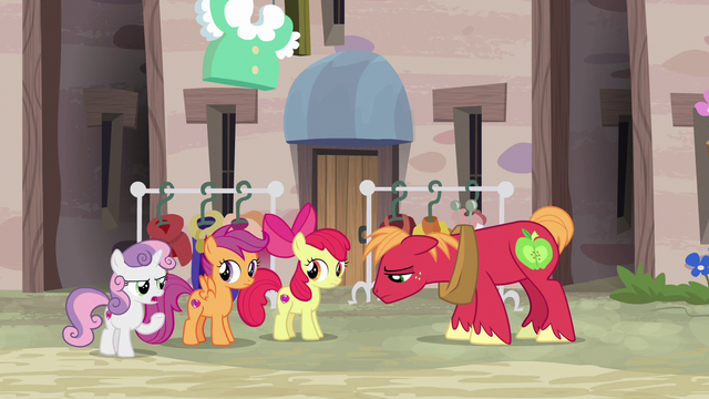 """File:Sweetie Belle """"get in the way of your one true love!"""" S7E8.png"""