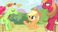 Applejack always had S3E8