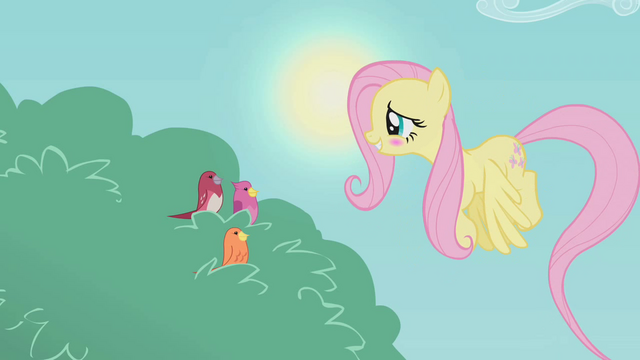 File:Fluttershy embarrassed S01E07.png