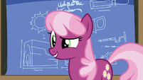"""Miss Cheerilee """"you've got one day"""" S6E14"""