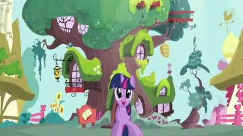 My Little Pony - Morning in Ponyville (Thai VCD)