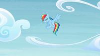 Rainbow feels the impact S4E10