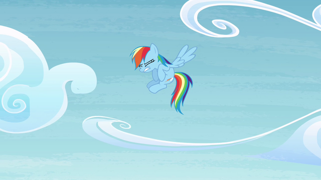 File:Rainbow feels the impact S4E10.png