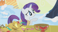 Rarity begins to instruct Twilight S1E11
