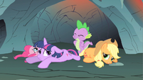 Spike happy at expense S1E19