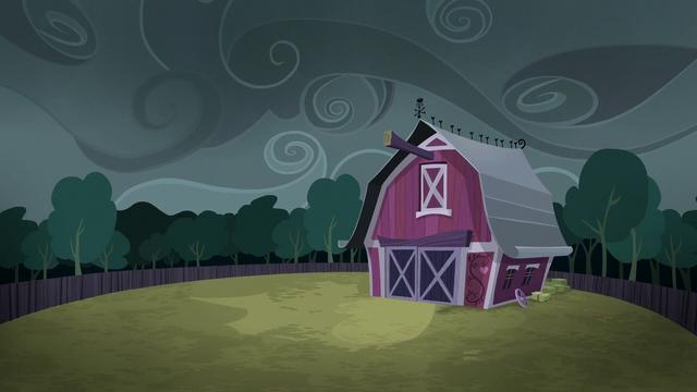 File:Sweet Apple Acres barn at dusk S6E15.png