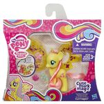 Cutie Mark Magic Fluttershy Charm Wings doll packaging