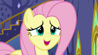 """Fluttershy """"maybe if you spend some time"""" S6E21"""