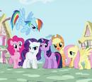 My Little Pony: Дружба – это Чудо Вики