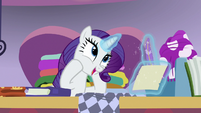 "Rarity ""I love it so much"" S7E6"