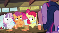 Scootaloo making face S4E15