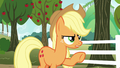 """Applejack """"convinced a Pegasus and a unicorn"""" S6E18.png"""