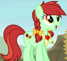 Candy Apples ID S5E6