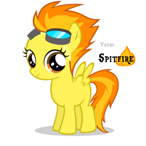 File:FANMADE Young spitfire.png