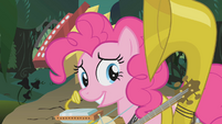 "Pinkie Pie ""even when I don't understand me"" S1E10"