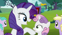 "Rarity ""it's your favorite part!"" S7E6"