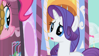 Rarity 'This afternoon' S1E25