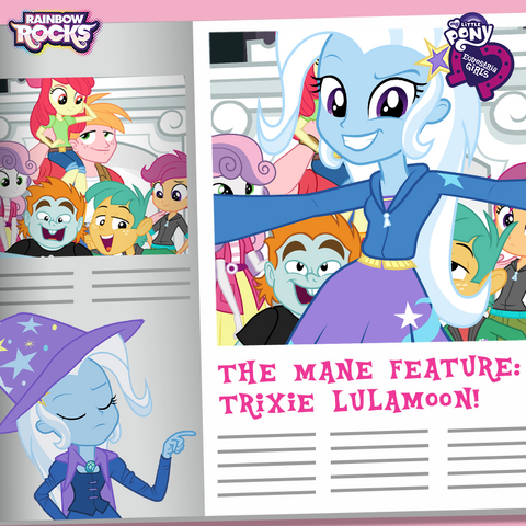 """File:Trixie Lulamoon """"Mane Feature"""" MLP Facebook.png"""