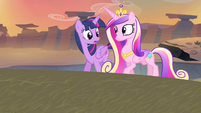Twilight 'to have some peaceful' S4E11