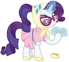 File:FANMADE Rarity's Sleepless in Ponyville outfit.jpg