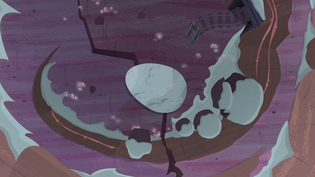 File:Holder's Boulder at the bottom of the quarry S5E20.png