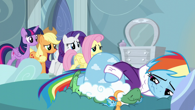 File:Rainbow's friends enter her bedroom S5E5.png