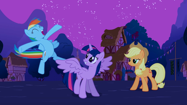 """File:Rainbow """"awesome!"""" S3E13.png"""