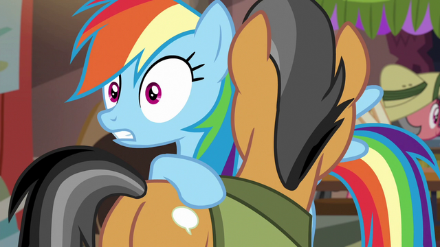 File:Rainbow spots the real Dr. Caballeron S6E13.png