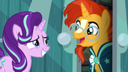 "Sunburst ""it's been a long time"" S6E1"