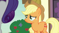 Applejack crying tears of guilt S7E9.png