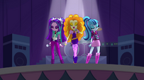 Dazzlings beginning Under Our Spell EG2