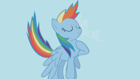 Rainbow Dash descending S1E3