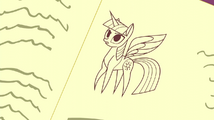 Twilight corrects Moon Dancer on her name S5E12.png