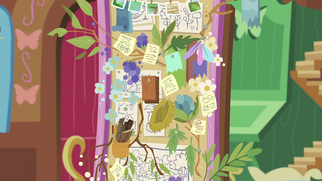 File:Fluttershy's dream board revealed S7E5.png