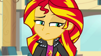 Sunset Shimmer getting suspicious EG2
