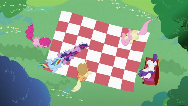File:Twilight Sparkle putting hoof on Rainbow Dash S2E03.png