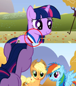 FANMADE Twilight medal S1E13