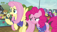 "Fluttershy ""I don't know if we can win"" S6E18"