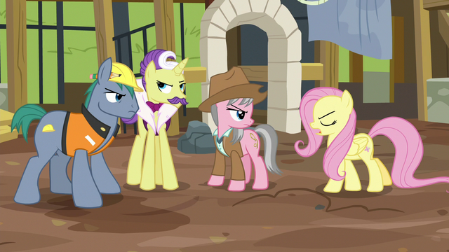 """File:Fluttershy """"none of you did anything I asked for!"""" S7E5.png"""