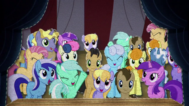 File:Ponies cheering for Pinkie Pie BFHHS4.png
