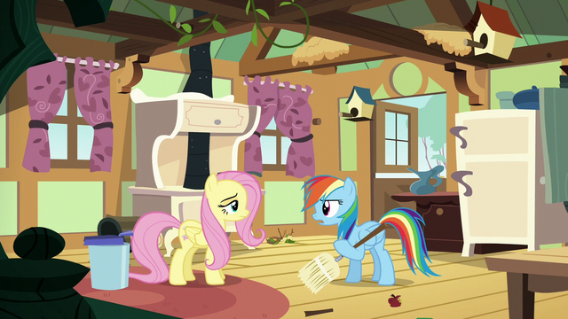 "File:Rainbow Dash ""you did the right thing"" S6E11.png"